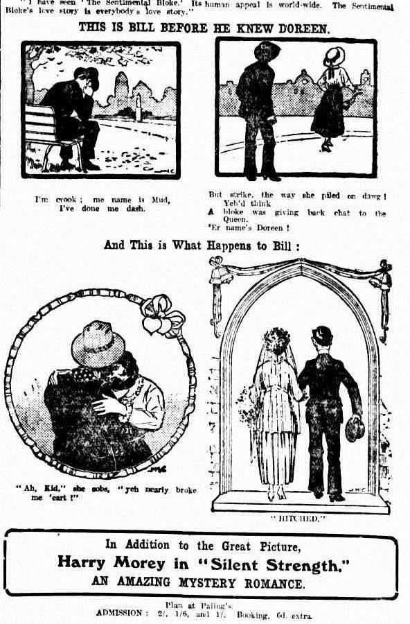 Brisbane Courier 26 December 1919